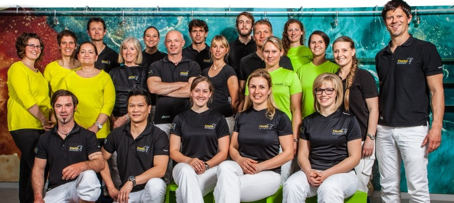 Das Fuchs-Team 2015